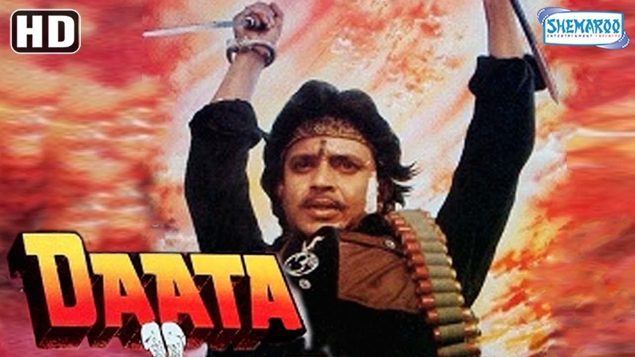 Daata {HD & Eng Subs} - Hindi Full Movie - Mithun Chakraborty, Shammi Kapoor, Padmini Kolhapure