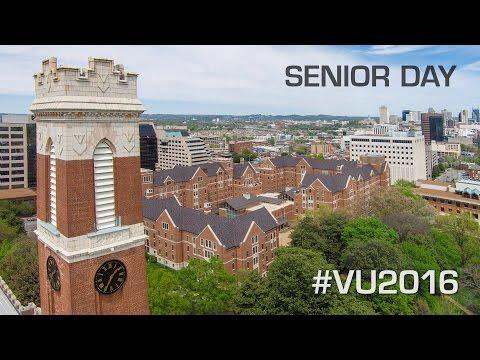 """Senior Day: Soledad O'Brien on """"Giving Til it Helps"""" #VU2016"""