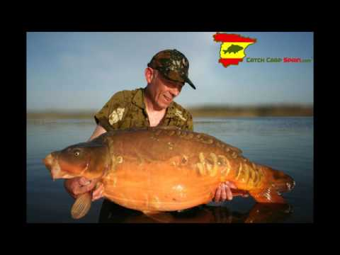 Catch Carp Spain season 2016/2017 catches