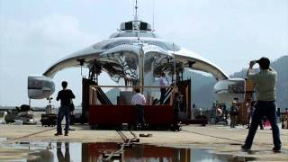 Adastra iPad Controlled Super Yacht by John Shuttleworth