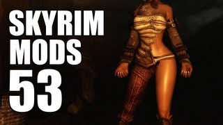 Skyrim Mods: Jessica Alba, Build Your Own Army, Dreadmyst Hollow