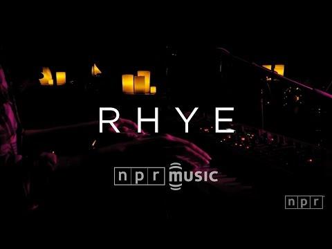 Rhye   NPR MUSIC FRONT ROW