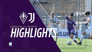 ACF Fiorentina Femminile vs Juventus 1-2 | MATCH HIGHLIGHTS