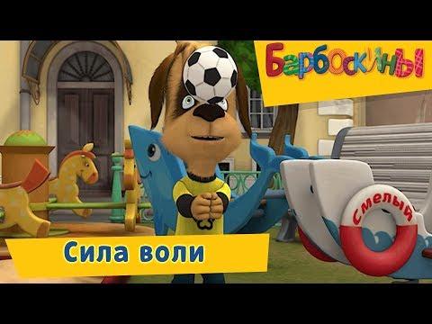 Сила воли - Барбоскины - Сборник мультфильмов 2019