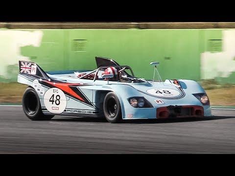 Kuno Schär Track Day Monza 2019 - 917K, 512 BB LM, SLS GT3, 3.0 CSL, M1 ProCar