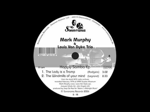 mark murphy - the windmills of your mind