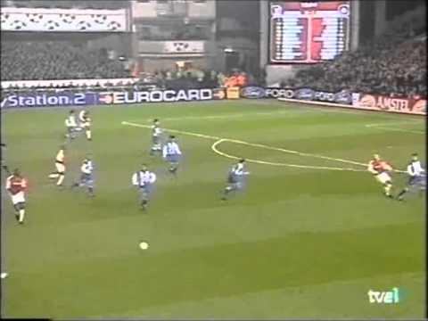 Mauro Silva, Highbury 2002