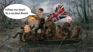 No deal brexit - Jacob Rees-Mogg - David Davis - Tim Martin