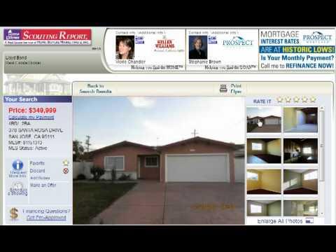 South San Jose Home For Sale – 378 Santa Rosa Drive