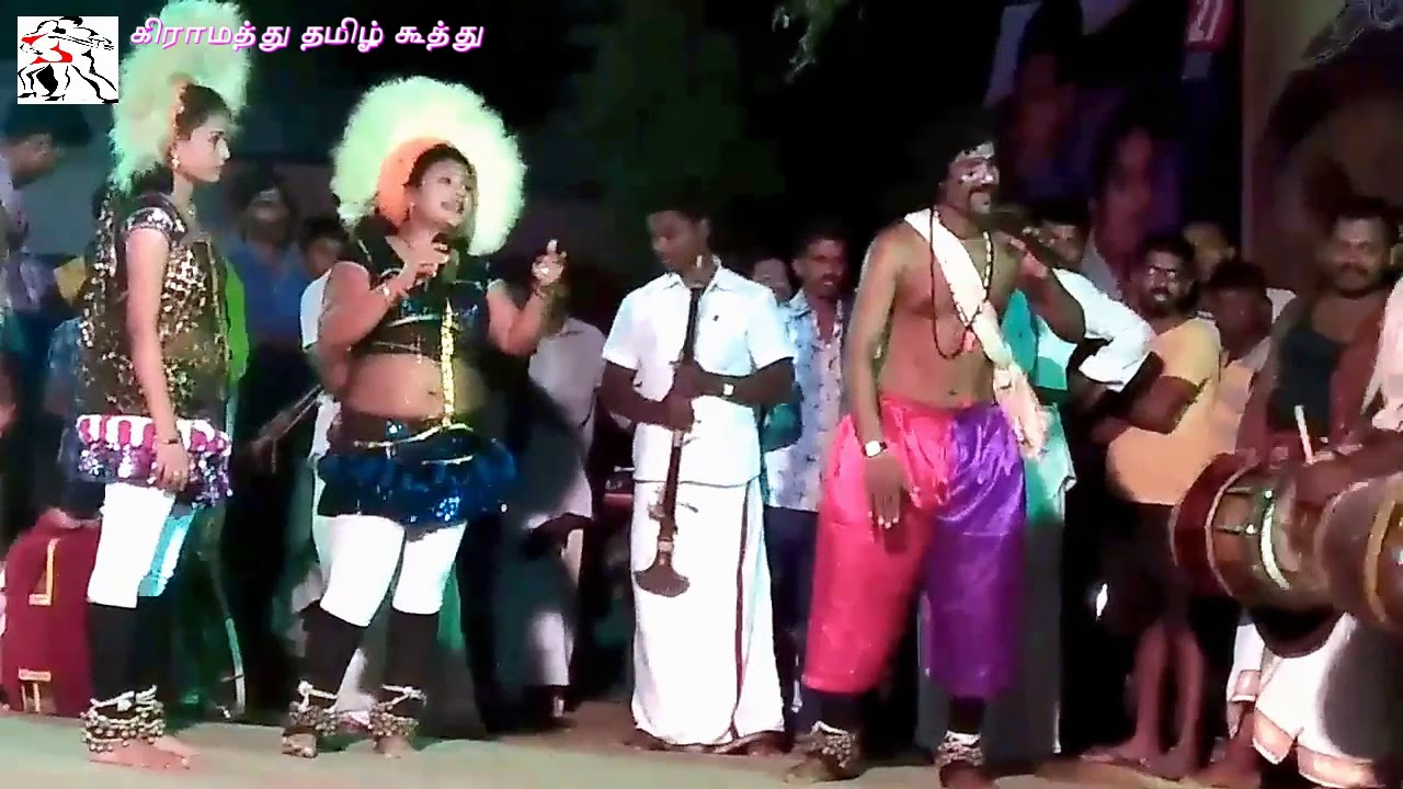latest Wonderful Speech and Dance Karakattam in Tamil Nadu Village Full HD 1080p