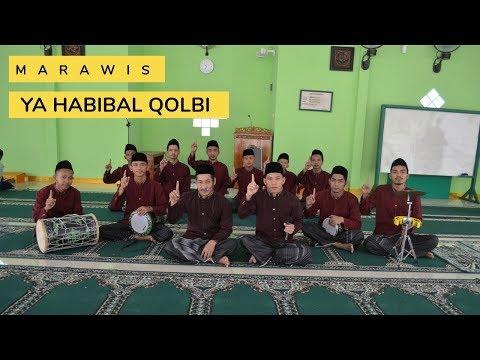 Ya Habibal Qolbi | Versi Marawis Santri Almuhajirin | DKM Lapas Kelas 3 Cilegon