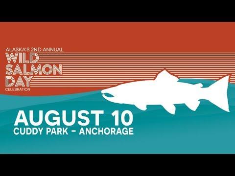 Wild Alaska Salmon Day