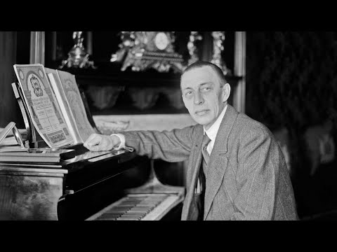 Rachmaninoff plays Mussorgsky 'Hopak' in G (From Sorochintsy Fair)