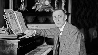 Rachmaninoff plays Mussorgsky