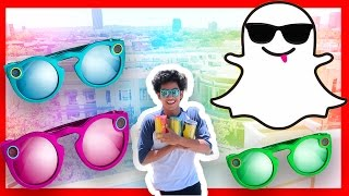 DIY HOW TO WIN 3 SNAPCHAT SPECTACLES!!! CONTEST!!!