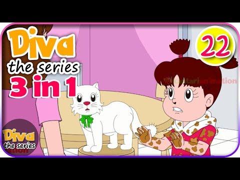Seri Diva 3 in 1 | Kompilasi 3 Episode ~ Bagian 22 | Diva The Series Official