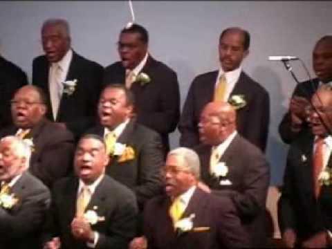 We Are Men - ASBC 2008 Men's Day Choir