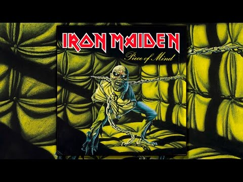 IRON MAIDEN ► Piece of Mind ◄ [Full Album 1983] share this is art