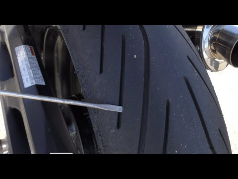 Contact Patch: Reading DOT Tires (TRAILER)
