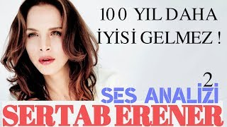 Sertab Erener Voice Analysis 2 (Will stay the best for another 100 years!)