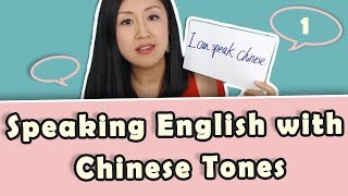 Learn Chinese Tones: Speaking English with Chinese Tones | Practice Tones with Yoyo Chinese Tones