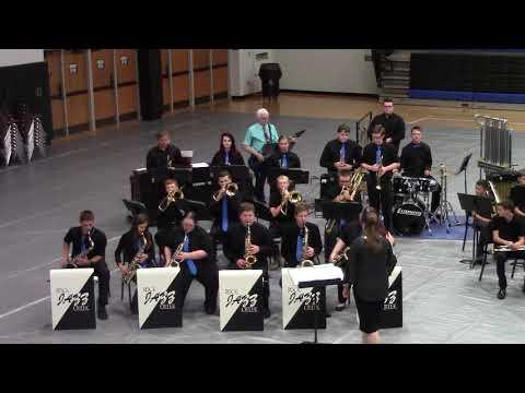 Rock Creek Jazz Band 2018 Final Concert Part 2