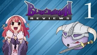 La Pucelle: Tactics Review - Bluebarian Reviews Pilot Episode