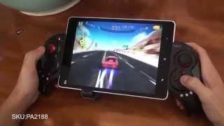iPega PG-9023 Portable Bluetooth Gamepad with Telescopic 5-10