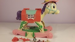 Teeny Weeny Families Rocking Horse Nursery Funhouse Toy Review