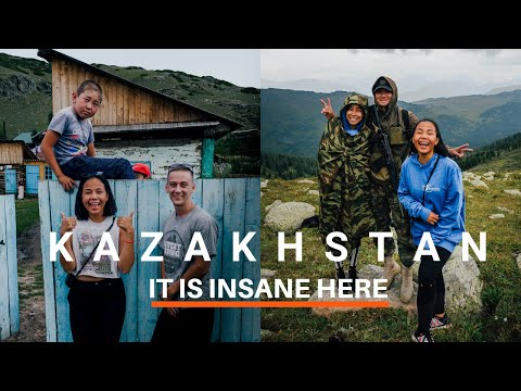 We Went To Remote Region In Kazakstan (Crazy Trip) 🇰🇿