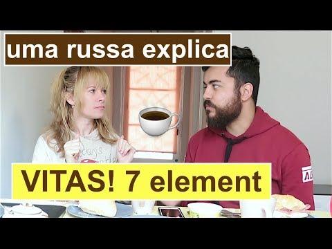 Uma russa explica Vitas 7 element - Ep. 71