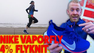Nike Vaporfly 4% Flyknit Review: Worth $250?