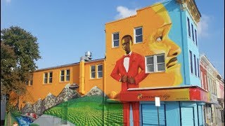 What Would A Black Arts and Entertainment District Mean for Baltimore?