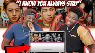 Download Lagu OUR REACTION TO BTS Stay Lyrics (REACTION) mp3