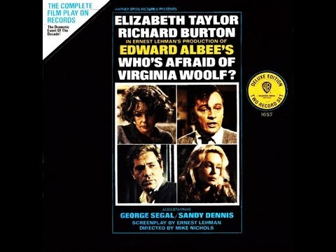the theme of versions of reality and illusions in whos afraid of virginia woolf a play by edward alb