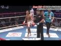 Yoshiki Takei 武居由樹 vs 伊澤波人 Namito Izawa - K-1 Kickboxing 9/18/2017    日本のテレビ