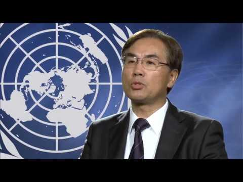 World Investment Forum Interview with Mr Zhan of UNCTAD