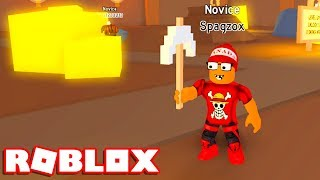 This new MINING SIMULATOR from ROBLOX is WELL LEGAL → Mining Simulator X 🎮