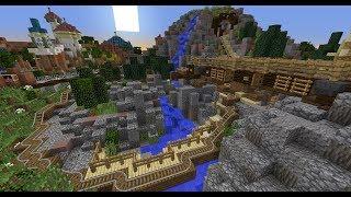 Minecraft - Seven Dwarfs Mine Train