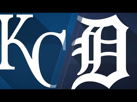 4/22/18: Almonte, Moustakas power Royals past Tigers