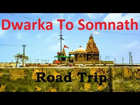 Trip from Dwarka to Somnath