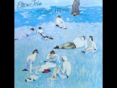 Elton John - Cage the Songbird (Blue Moves 1976)