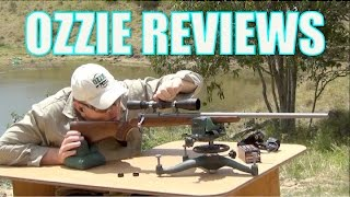Beginner Basics #4 How to Sight-in a Rifle Scope