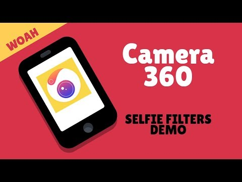 Camera360 Android App Review