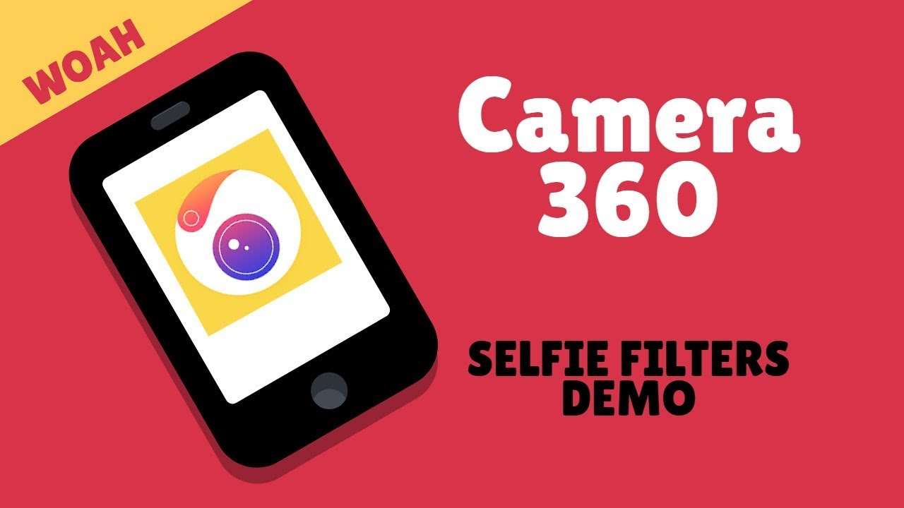 Camera360 Android App Review - YouTube