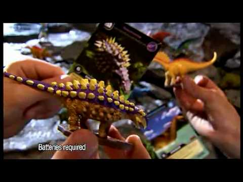 Dinosaur king toy advert youtube - Dinausaure king ...