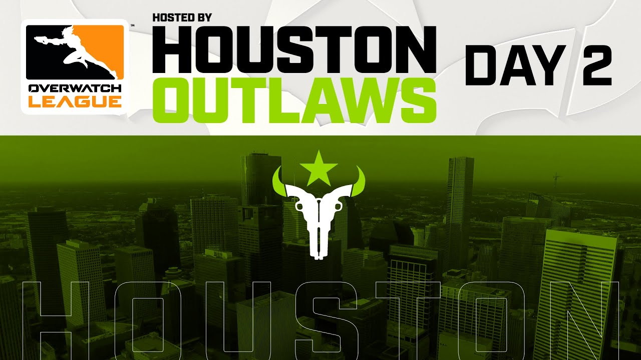 Overwatch League 2020 Season | Hosted By Houston Outlaws | Day 2 thumbnail