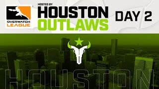 Overwatch League 2020 Season | Hosted By Houston Outlaws | Day 2