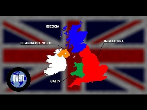 ¿Cuál es la Diferencia entre El Reino Unido,Gran Bretaña e Inglaterra?