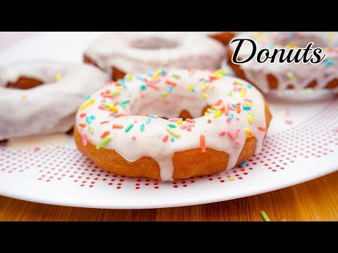 les-donuts-faits-maison-/beignet-sucré